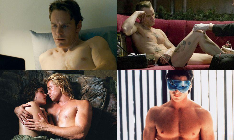 Cinema, 10 nudi maschili indimenticabili