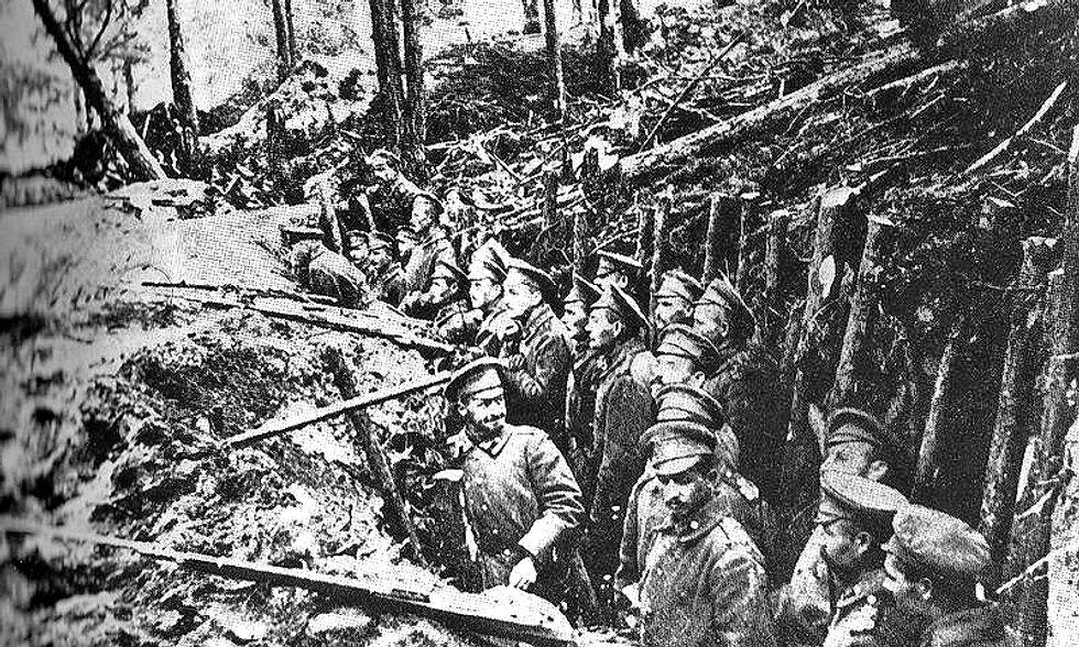 La prima guerra mondiale, perché ci affascina ancora