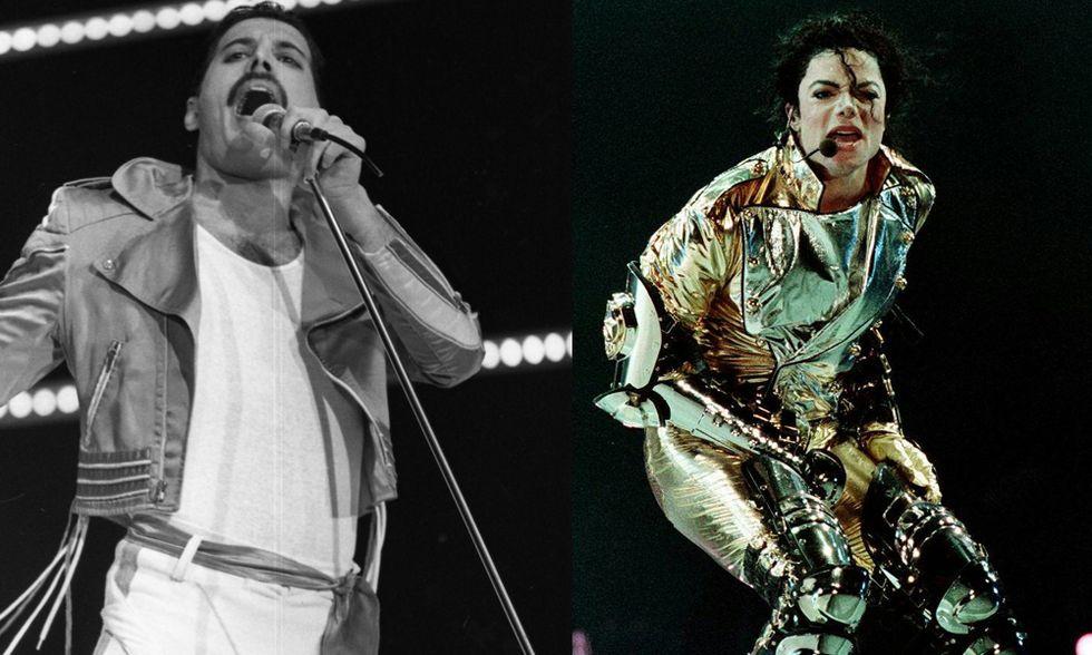 Tra Freddie e Michael c'era di mezzo un lama