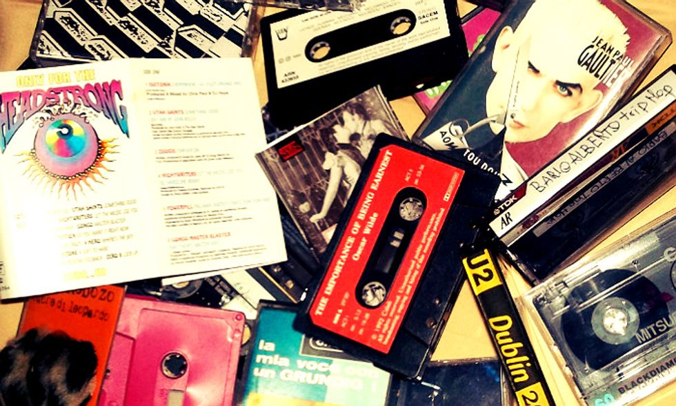 50 anni di audiocassette