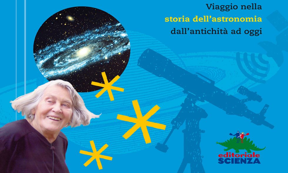 'Stelle, pianeti e galassie': Margherita Hack e Massimo Ramella raccontano il cielo ai ragazzi