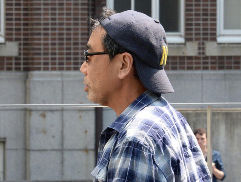 Haruki Murakami torna in Occidente nel 2014