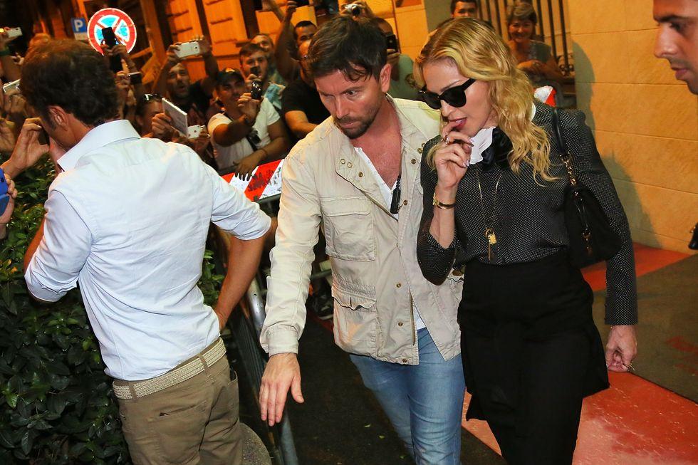 Madonna: due palestre a Roma e un nuovo dvd live
