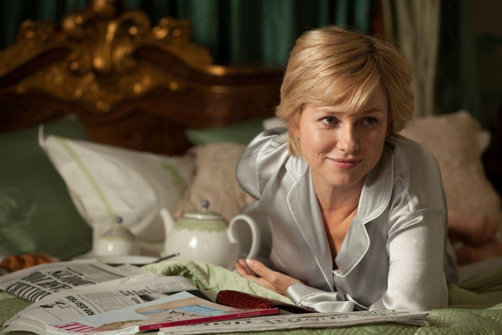 Diana – La storia segreta di Lady D, il traler del film