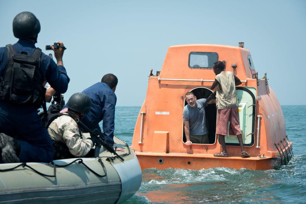 Captain Phillips - Attacco in mare aperto, il nuovo film di Paul Greengrass: il trailer