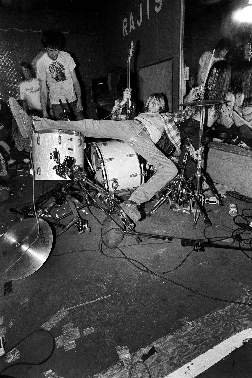 Kurt Cobain: in edicola con Panorama il film della sua vita