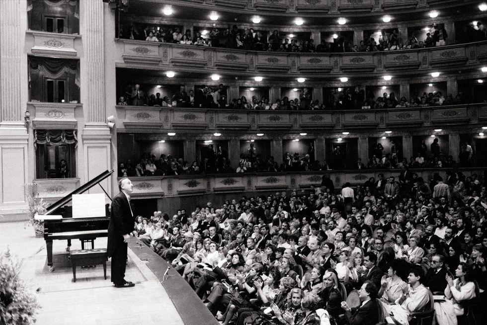 Franz Schubert suonato da Maurizio Pollini: il capolavoro