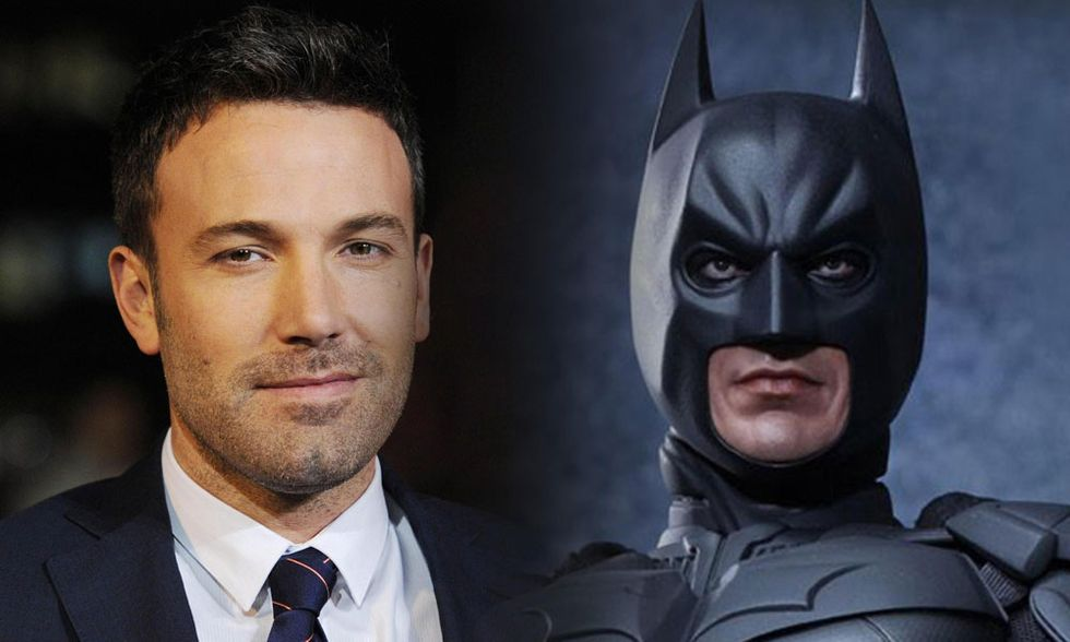 Batman, 5 motivi per non volere Ben Affleck