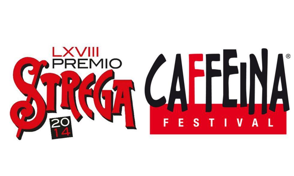 Il Premio Strega al Caffeina Festival