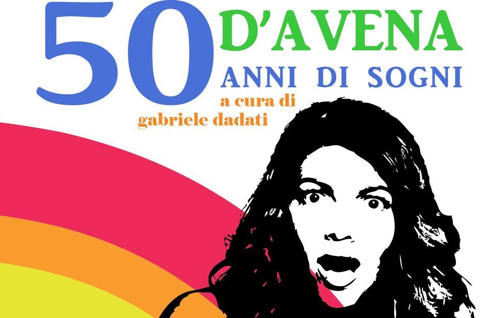 50 anni di Cristina D'Avena