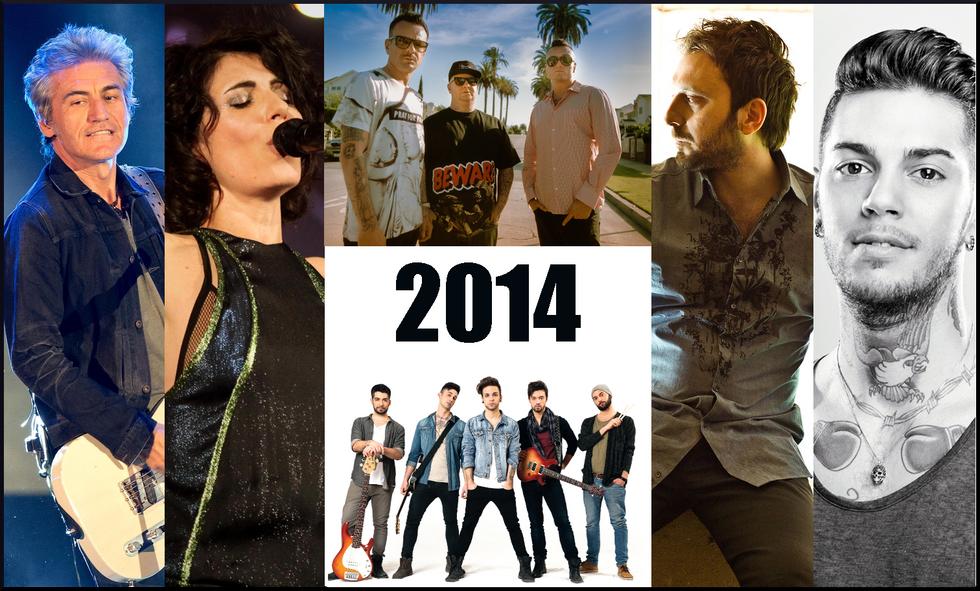 Le canzoni italiane dell'estate 2014. Le più belle