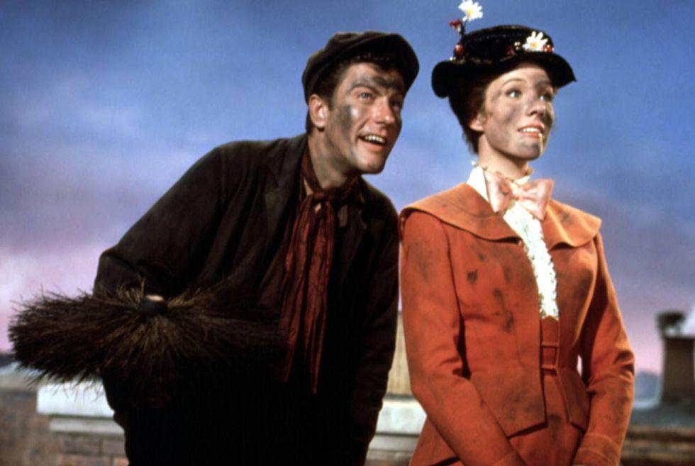 Le vere origini di Mary Poppins