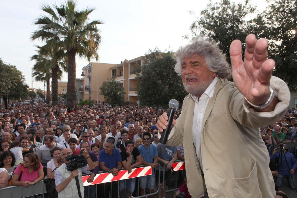 Quelli che hanno lasciato Grillo e Renzi