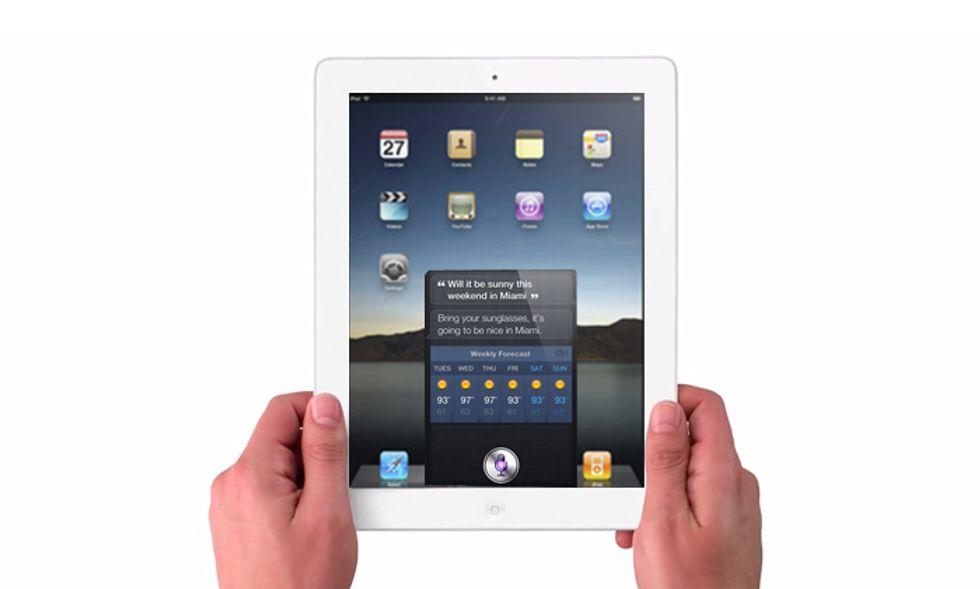 Siri per iPad? Sì, con iOS 6