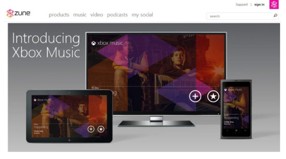 Microsoft, il lungo addio a Zune