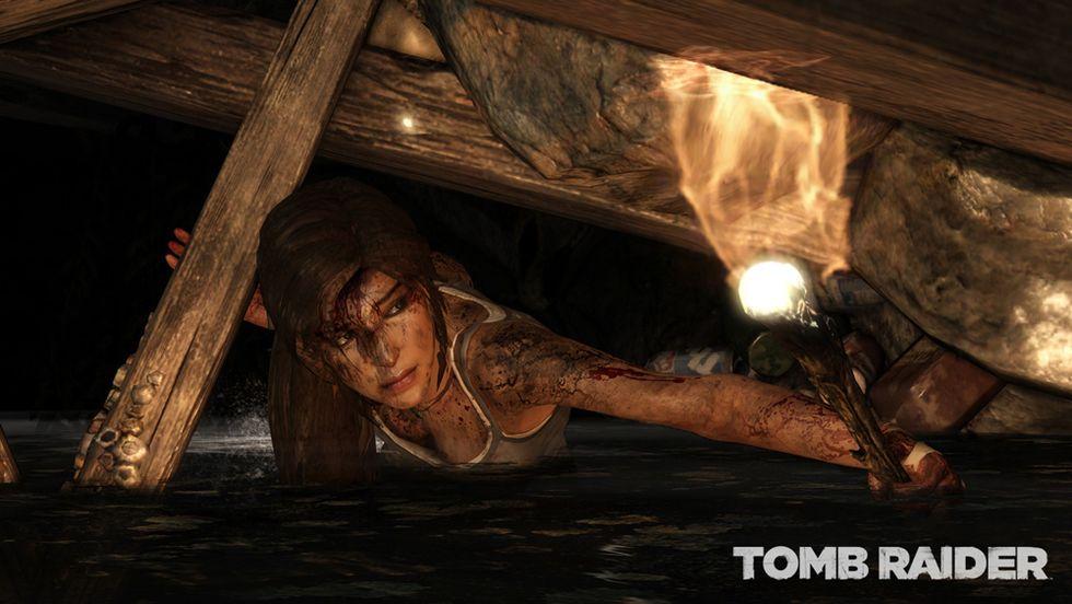 E3, Tomb Raider da cardiopalma – Video di gioco