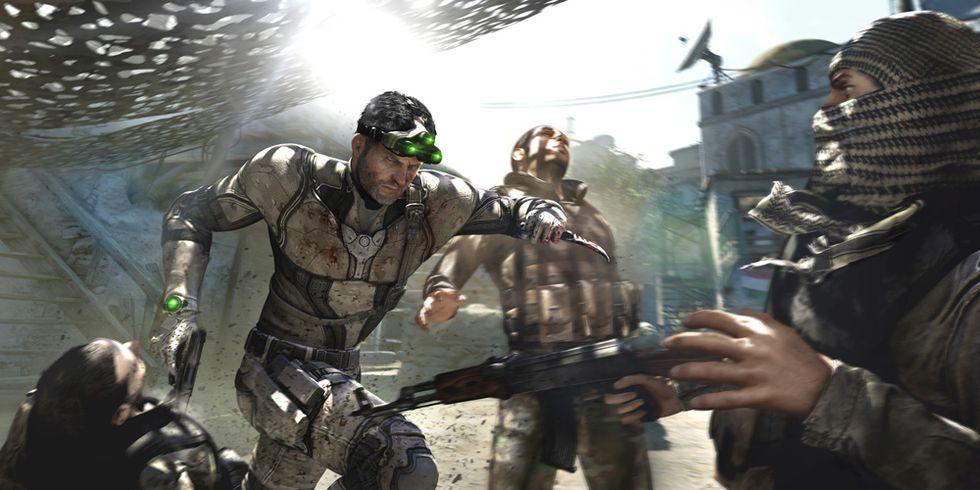 Tom Clancy's Splinter Cell: Blacklist, dall'E3 il primo video