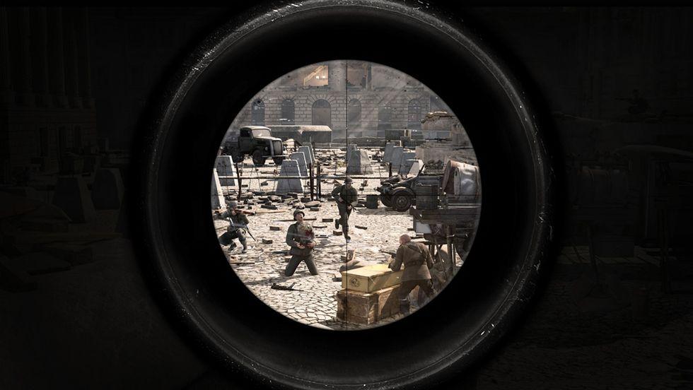 Sniper Elite V2, la guerra vista da un mirino – Recensione