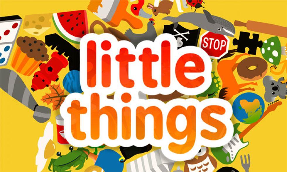 Le migliori applicazioni per iPad: Little Things Forever