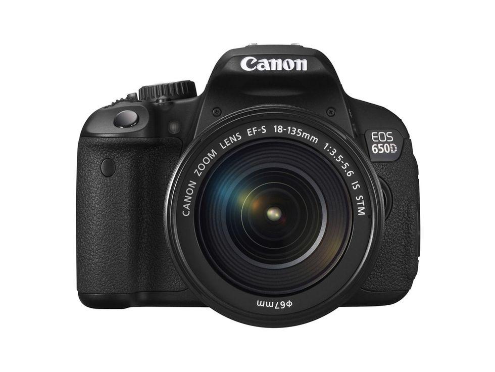 Canon Eos 650D, le immagini