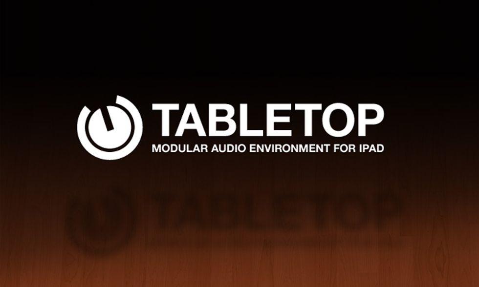 Le migliori applicazioni per iPad: Tabletop