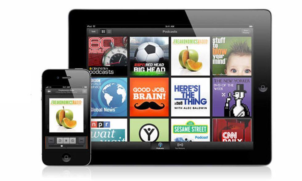 Podcast: la nuova app di Apple per iPhone e iPad