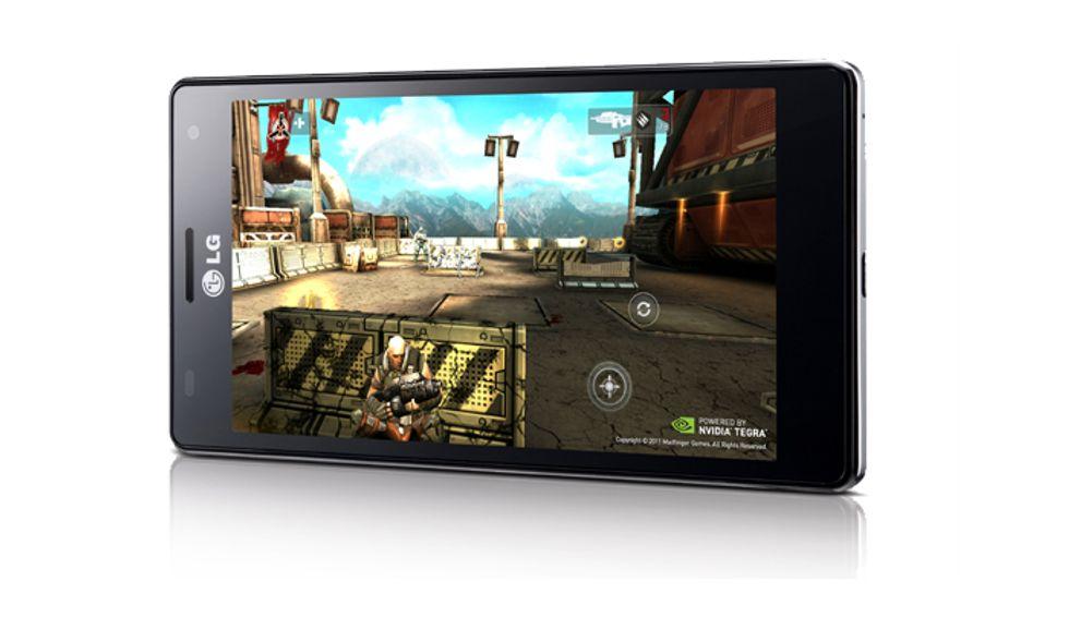 Lg Optimus 4X HD, le immagini