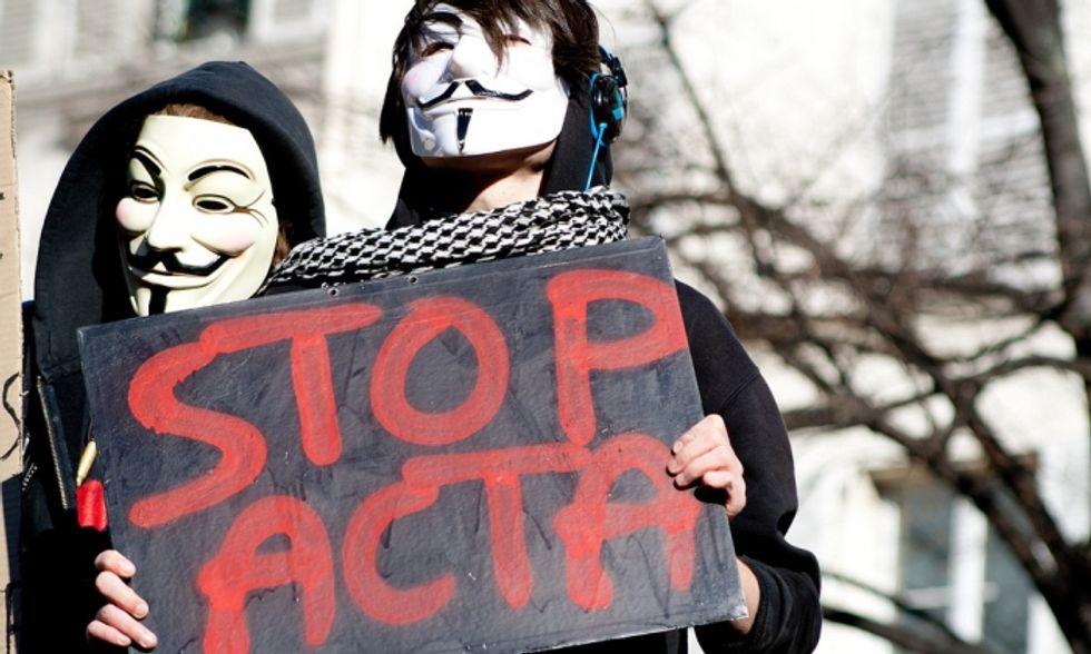 ACTA, in Europa l'accordo ha già un piede nella fossa
