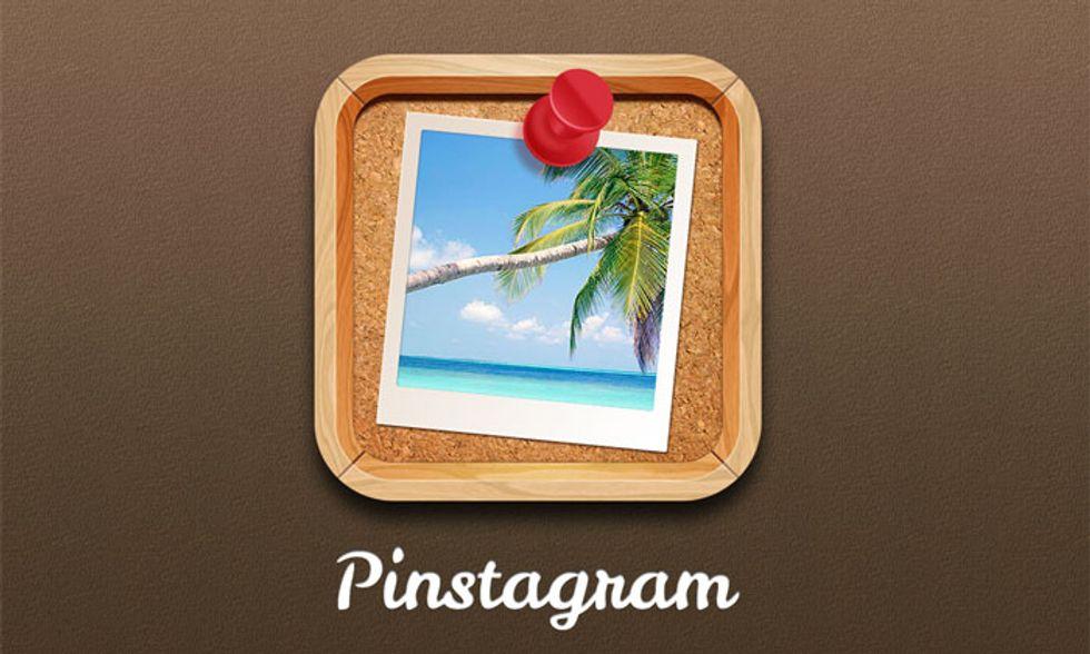Le migliori applicazioni per iPad: Pinstagram.co