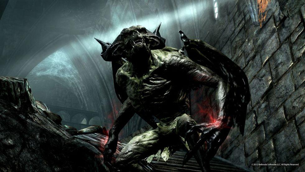 Dawnguard, ecco la prima espansione di The Elder Scrolls V: Skyrim