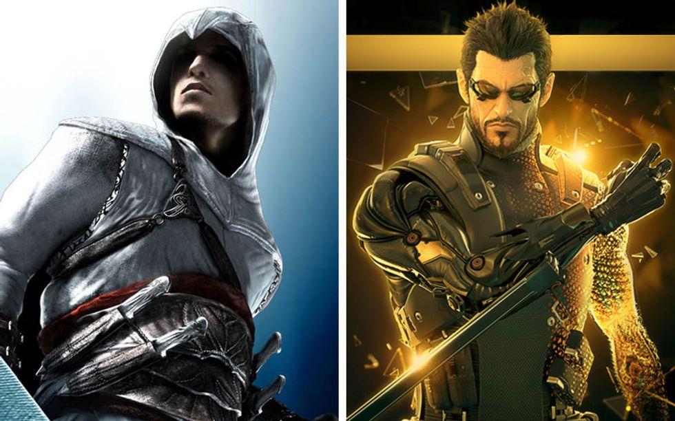 Deus Ex e Assassin's Creed diventano film