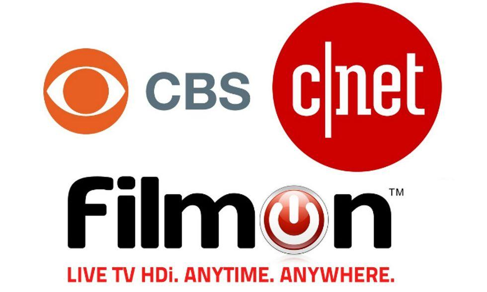 CBS & CNET: reggono le accuse di pirateria da FilmOn
