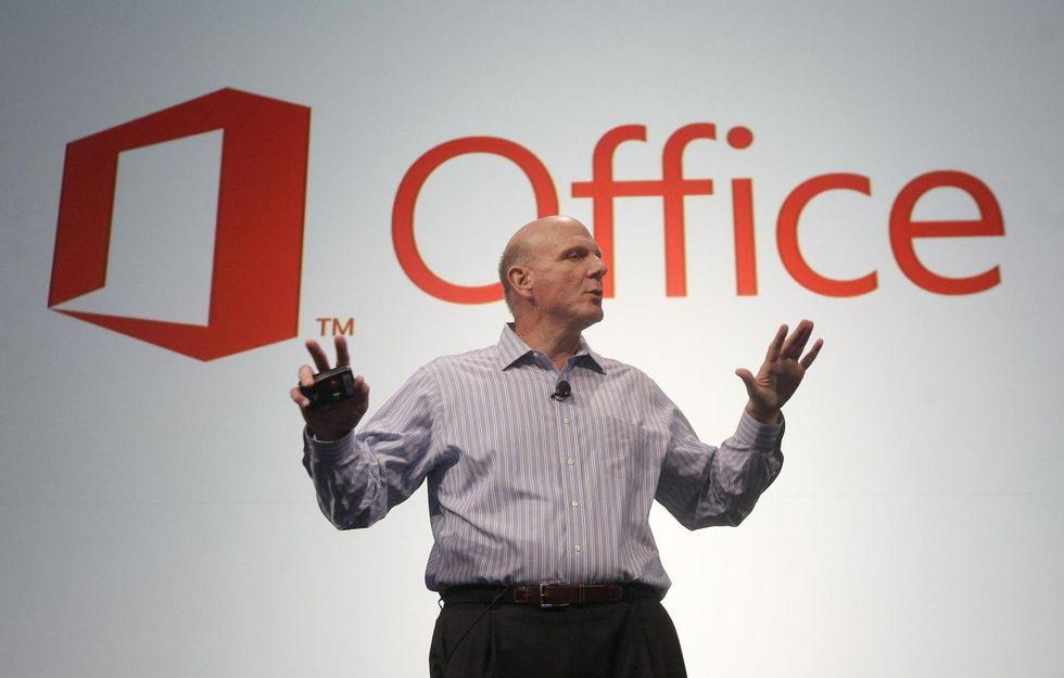 Il nuovo Office 2013 è tutto da toccare