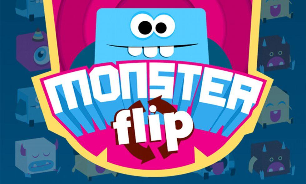 Le migliori applicazioni per iPad: Monster Flip