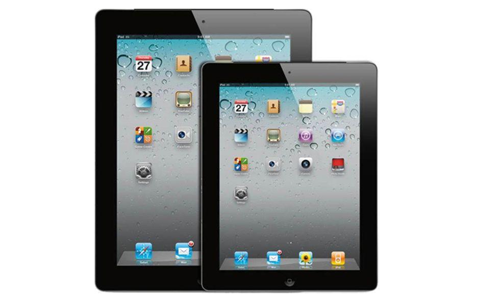 Un iPad-mini contro il Nexus 7?