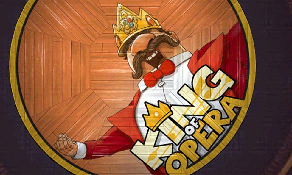 Le migliori applicazioni per iPad: King of Opera
