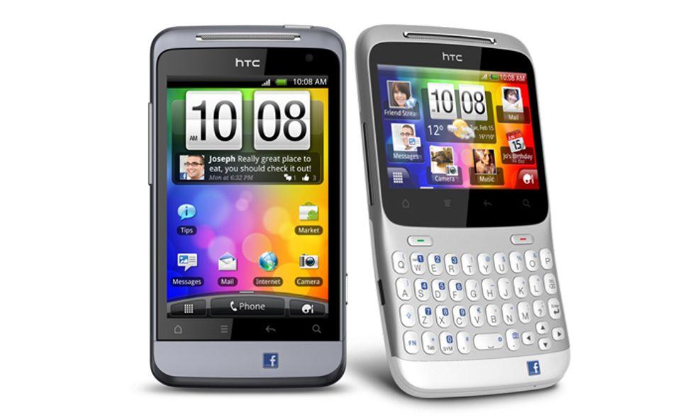 Lo smartphone di Facebook? Arriverà nel 2013, con Htc