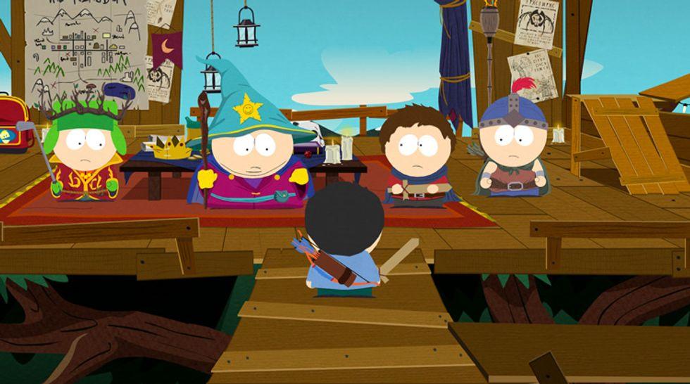 South Park: The Stick of Truth, il gioco di ruolo – Anteprima