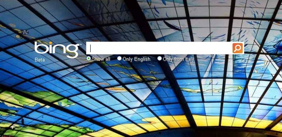 Bing ora consente di taggare contatti Facebook nelle ricerche