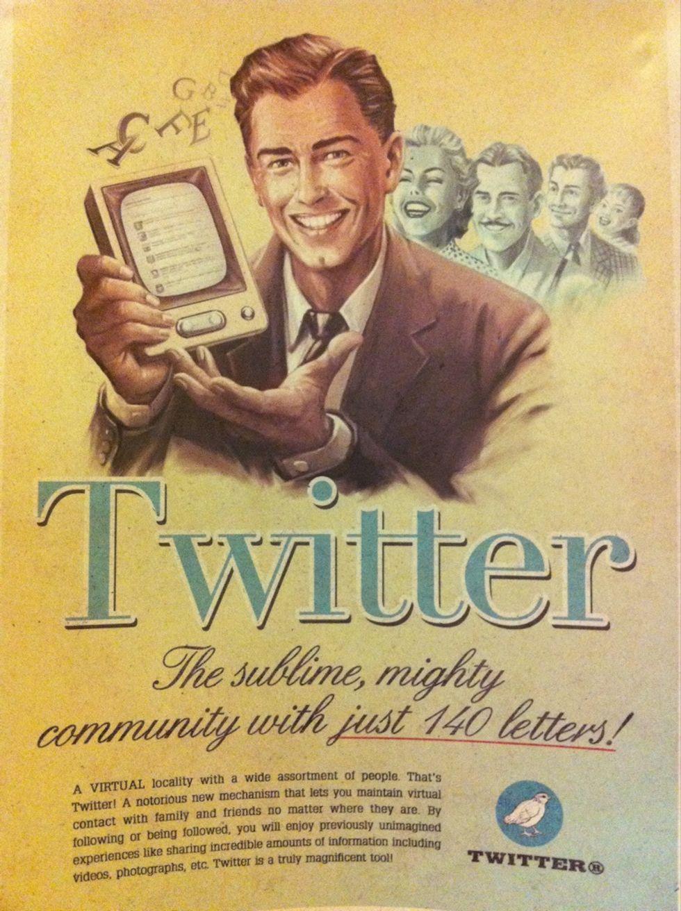 Twitter, due utenti su tre non twittano nulla
