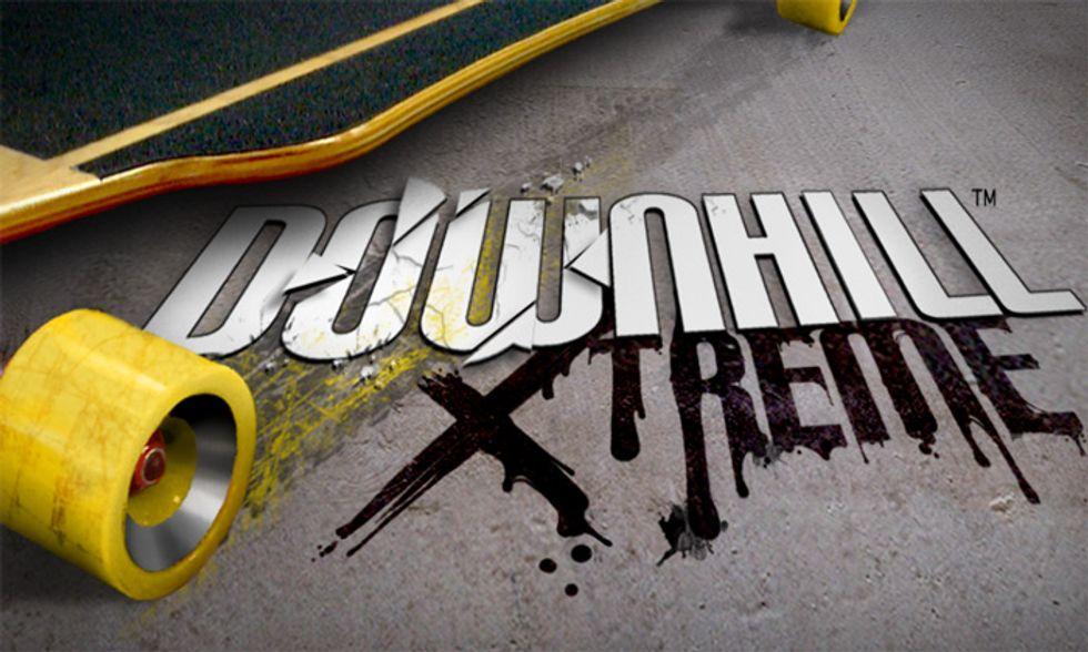 Le migliori applicazioni per iPad: Downhill Xtreme