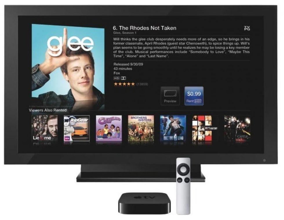 Apple TV, nuove indiscrezioni sulla TV di Cupertino
