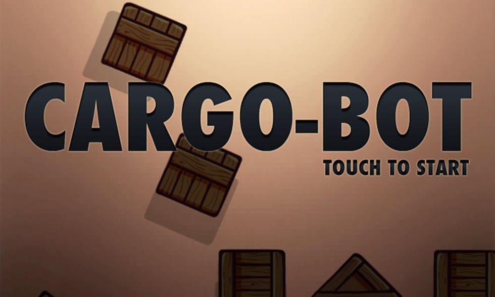 Le migliori applicazioni per iPad: Cargo-Bot