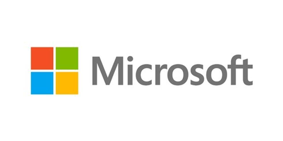 Microsoft, ecco il nuovo logo