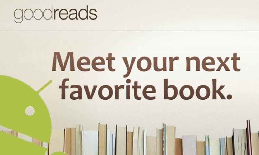 Le migliori applicazioni per Android: Goodreads