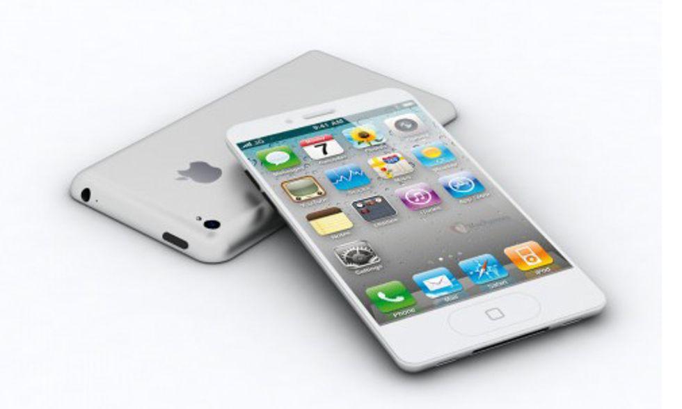 iPhone5, le cinque previsioni più attendibili