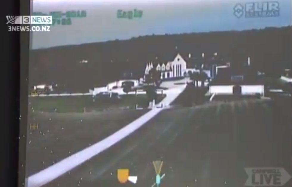 Megaupload, diffuso il video dell'arresto di Kim Dotcom