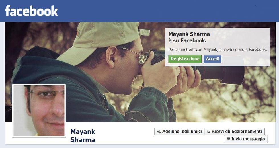 L'uomo che usò Facebook per ricostruire il suo passato