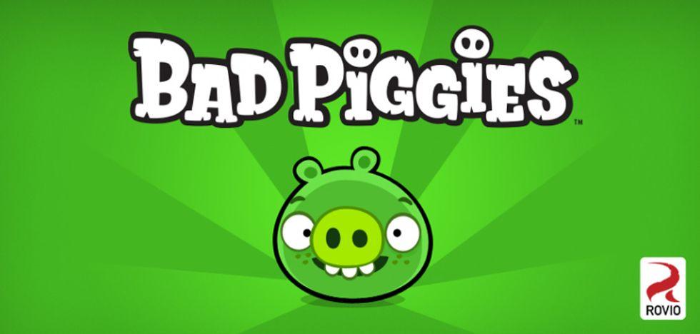 Bad Piggies, i maialini di Angry Birds diventano le star di un nuovo gioco