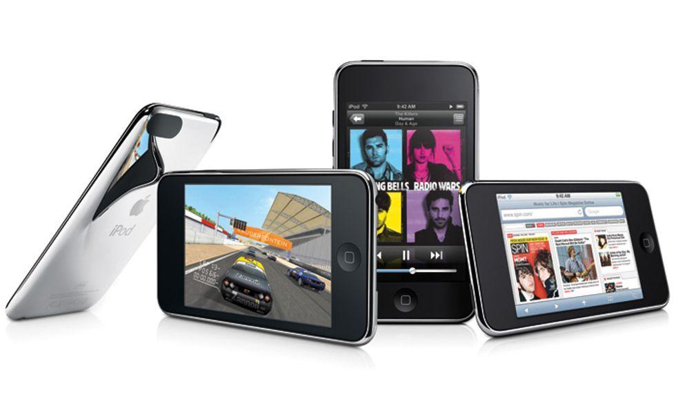 L'iPod touch: dal 2007 a oggi